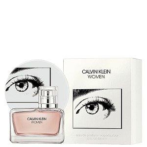 CK Women Eau de Parfum Calvin Klein 50ml - Perfume Feminino