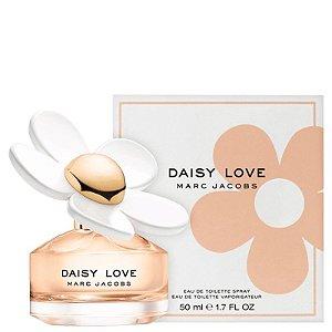 Daisy Love Eau de Toilette Marc Jacobs 50ml - Perfume Feminino