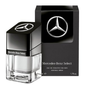 Mercedes-Benz Select Eau de Toilette 50ml - Perfume Masculino