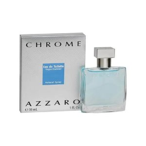 Azzaro Chrome Eau de Toilette 30ml - Perfume Masculino