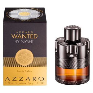 Azzaro Wanted by Night Eau de Parfum 50ml - Perfume Masculino