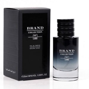 Nº 100 Sauva Parfum Brand Collection 25ml - Perfume Masculino