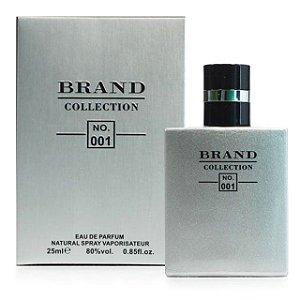 Brand Collection 001 Atleta Eau de Parfum 25ml - Perfume Masculino