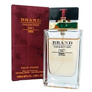 Nº 085 Jasmine Parfum Brand Collection 25ml - Perfume Feminino