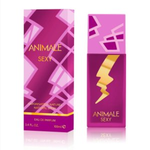 Animale Sexy Eau de Parfum 100ml - Perfume Feminino