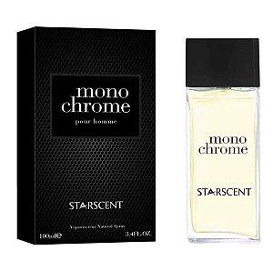 Mono Chrome Eau de Parfum Starscent 100ml - Perfume Masculino