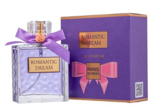 Romantic Dream Eau de Parfum Paris Elysees 100ml - Perfume Feminino