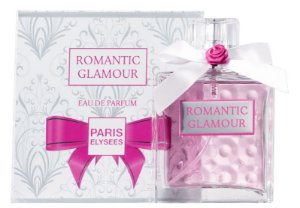 Romantic Glamour Eau de Parfum Paris Elysees 100ml - Perfume Feminino