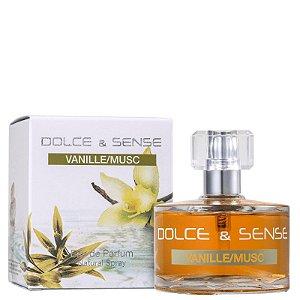 Dolce & Sense Vanille/Musc Eau de Parfum Paris Elysees 60ml - Perfume Feminino