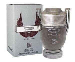 Nº 116 Winner Inv Parfum Brand Collection 25ml - Perfume Masculino