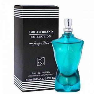 Nº 153 Jump Man Parfum Brand Collection 25ml - Perfume Masculino