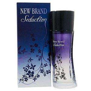 Seduction For Women Eau de Parfum New Brand 100ml - Perfume Feminino