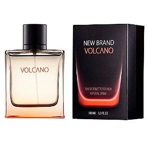 Volcano Eau de Toilette New Brand 100ml - Perfume Masculino