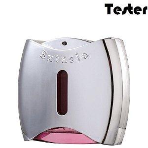 Tester Extasia Eau de Parfum New Brand 100ml - Perfume Feminino