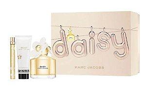 Kit Daisy Marc Jacobs Eau de Toilette 100ml + Body Lotion 75ml + Caneta Spray 10ml - Feminino