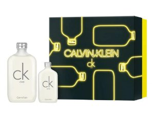 Kit CK One Calvin Klein Eau de Toilette 200ml + 50ml - Unissex