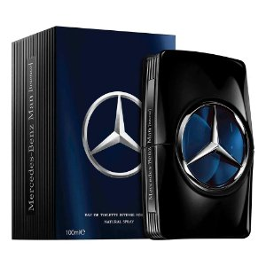Mercedes-Benz Man Intense Eau de Toilette 100ml - Perfume Masculino