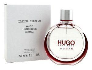 Tester Hugo Woman Eau de Parfum 50ml - Perfume Feminino