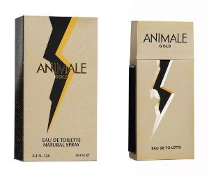 Animale Gold Eau de Toilette 100ml - Perfume Masculino