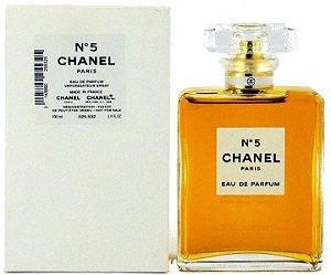 Tester N° 5 Chanel Eau de Parfum 100ml - Perfume Feminino