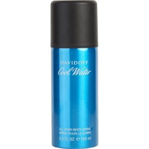 Body Spray Cool Water Davidoff 150ml - Masculino