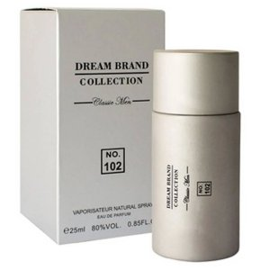 Brand Collection 102 Classic Men Eau Parfum 25ml - Perfume Masculino