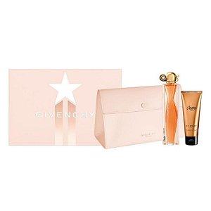 Kit Organza Givenchy Eau de Parfum 100ml + Body Lotion 75ml + Nécessaire