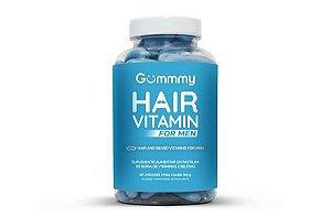 Gummmy Hair Vitamin For Men 60 cápsulas