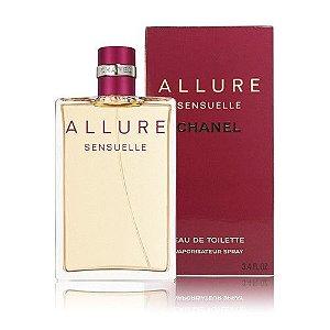 Allure Sensuelle Eau de Toilette Chanel 100ml - Perfume Feminino