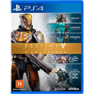 Game Destiny: A Coletânea - PS4