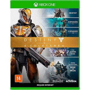 Game Destiny: A Coletânea - Xbox One