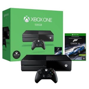 Console Xbox One S/ Kinect + Forza 6