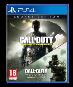 Call Of Duty Infinite Warfare Legacy Edition - ps4