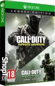 Call Of Duty Infinite Warfare Xbox One Legacy