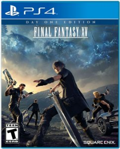 Jogo Final Fantasy XV - Final Fantasy 15 (FFXV) - PS4