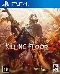 Killing Floor 2 - Ps4