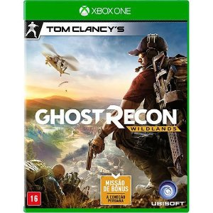 Tom Clancys Ghost Recon Selvagens - xbox one