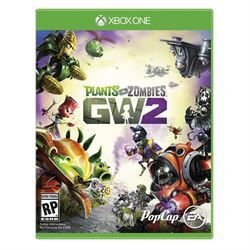 Plants Vs Zombies Garden Warfare Br - Xone
