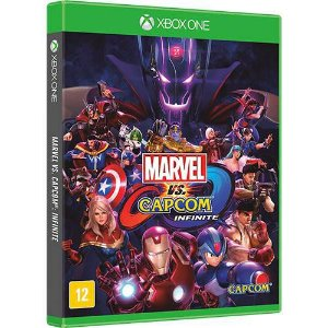Marvel vs Capcom Infinite Ed. Limitada - xbox one