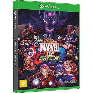 Marvel vs Capcom Infinite Ed. Limitada - xbox one