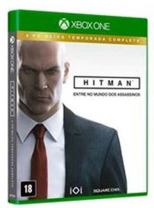 Hitman Steelbook Edition - xobx one