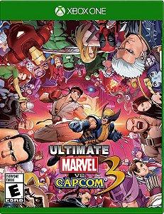 Ultimate Marvel Vs Capcom 3 - xbox one
