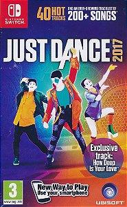 Jogo Switch Just Dance 2017 - Switch