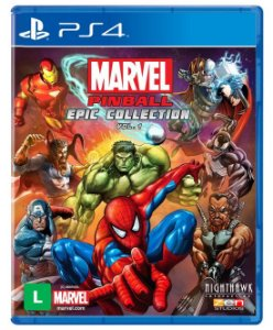 Marvel Pinball: Epic Collection Vol. 1 - ps4