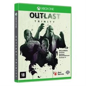 Outlast - Trinity - Xbox One