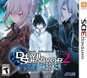 Shin Megami Tensei: Devil Survivor 2 Record Breaker - 3ds