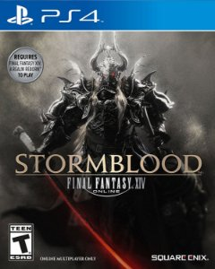 Final Fantasy XIV: Stormblood - ps4