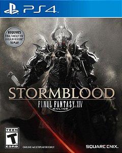 Final Fantasy XIV: Stormblood - ps4