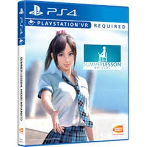 Summer Lesson - Hikari Miyamoto Edition with bonus post card English - ps4