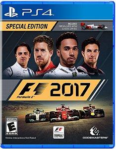 Formula 1 2017 - ps4